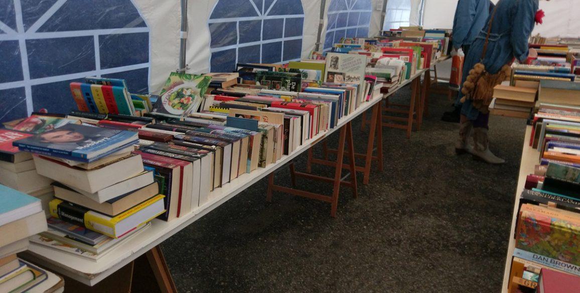 14 maart absurd lage prijzen tijdens de boekenmarkt